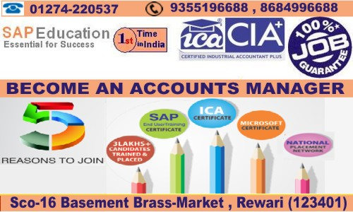 Accounts institute in Rewari
