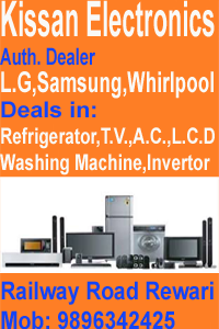 electronics in rewari